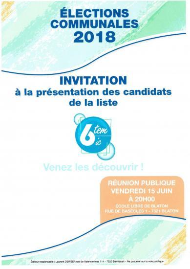 Invitation 6tem ic